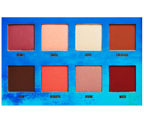 Lime Crime: Venus, The Grunge Palette