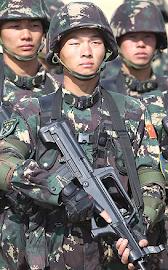 FUERZAS ARMADAS DE LA REPÚBLICA DE CHINA. Actual.