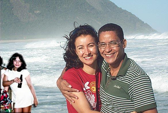 Jóide Miranda pastor ex-travesti antes e depois