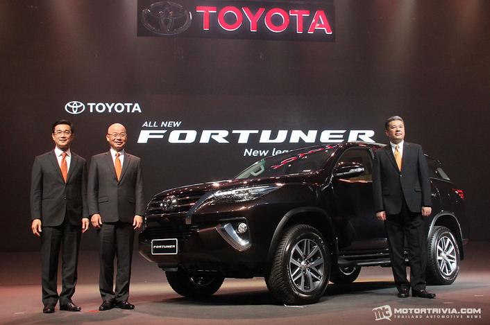Peluncuran Toyota Fortuner Terbaru 2015 - 009
