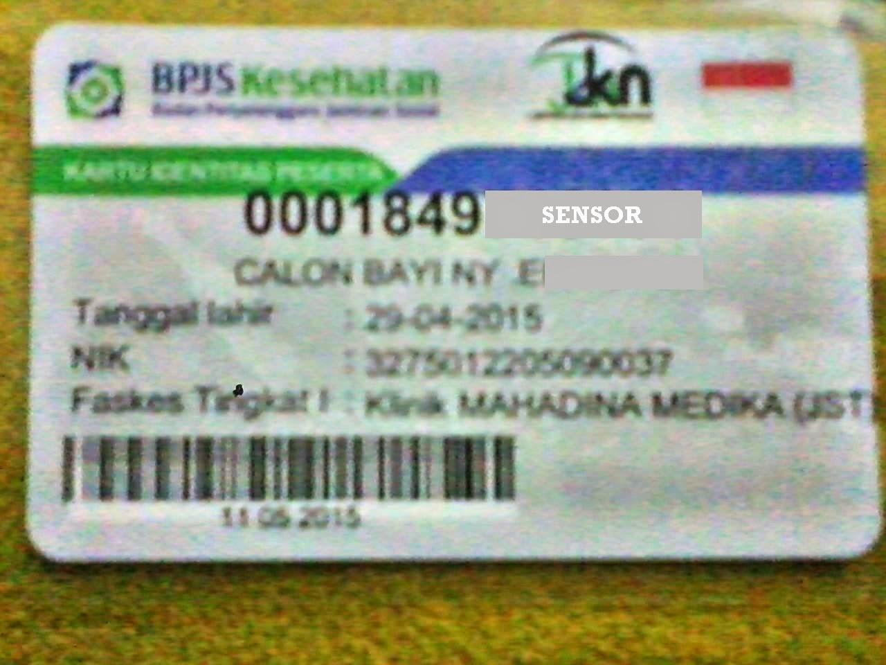 Image Result For Bpjs Kesehatan Calon Bayi