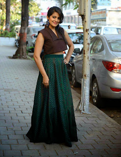 Vishakha Singh Stills at Tamanna and Shruti SS Collection Launch 4.jpg