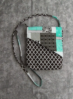 Beautiful Handmade Small Cross Body Bag
