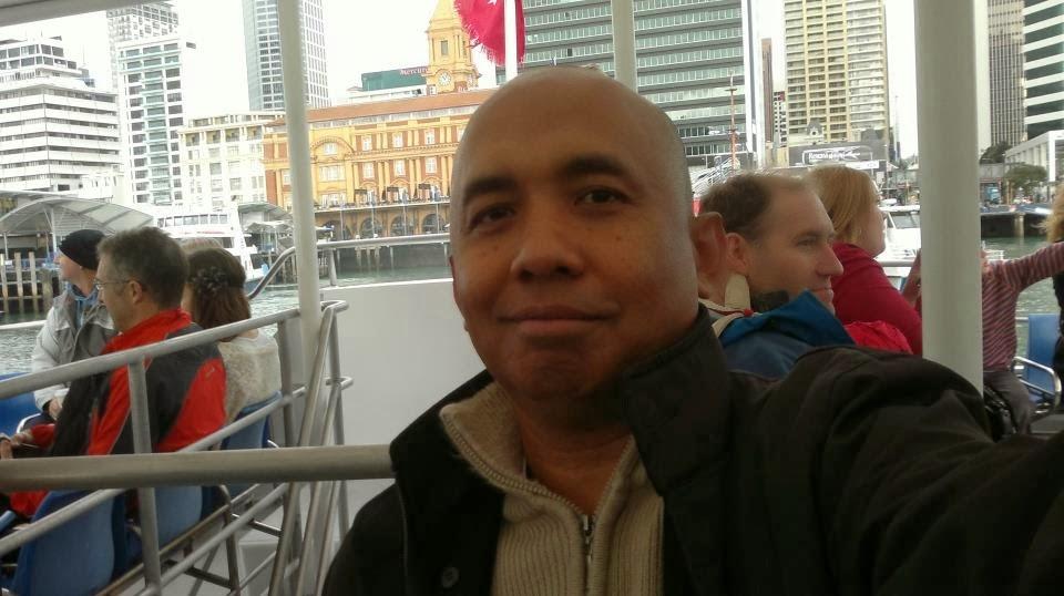 Siapa Sebenarnya Kapten Zaharie Shah, Juruterbang Pesawat MH370