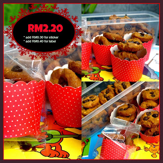 Cookies in cup from RM2.20