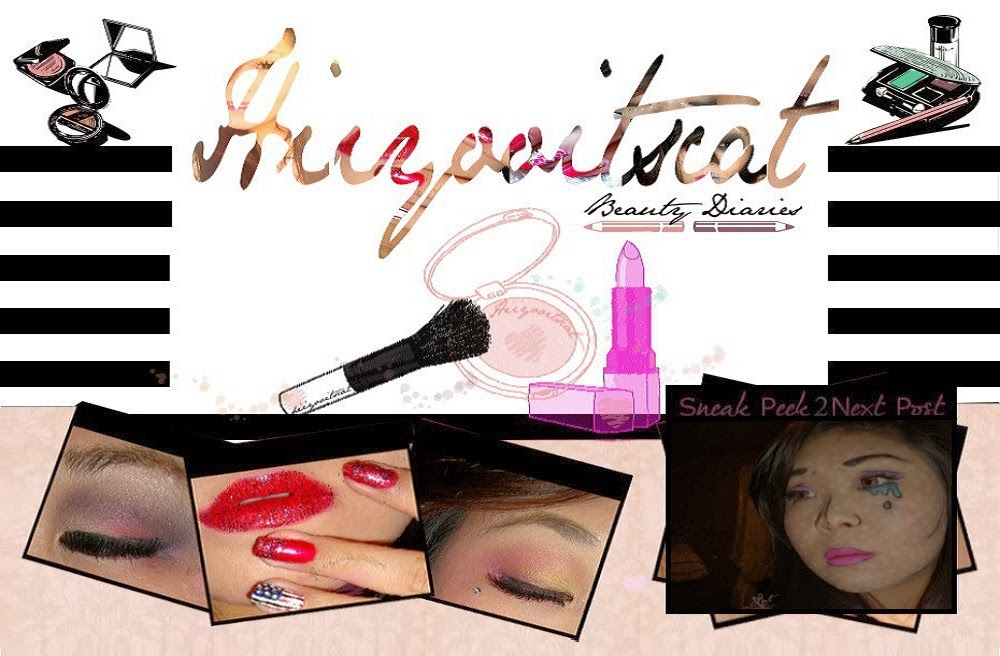 Hiiyooitscat Beauty Diaries