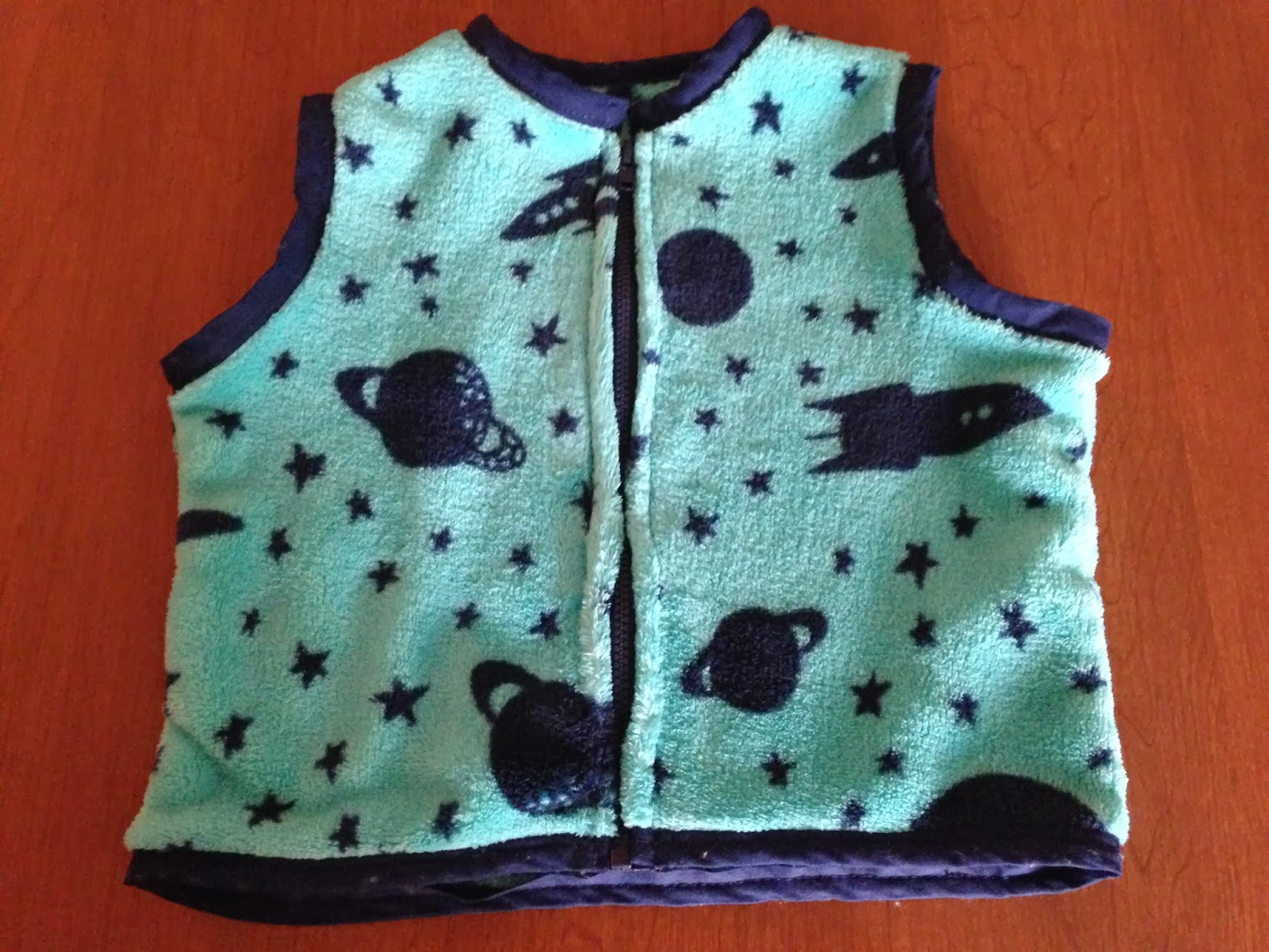 Ulterior Alterations: Toddler Vest Complete