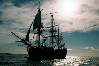 стародавний корабель