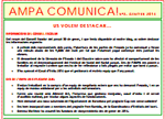 AMPA Comunica!