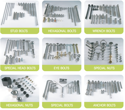 Bolt &amp; Nut by Younhap Fasteners Co., Ltd.