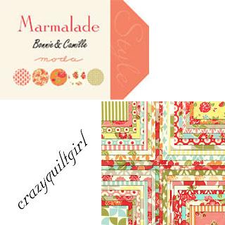 Moda MARMALADE Quilt Fabric by Bonnie & Camille