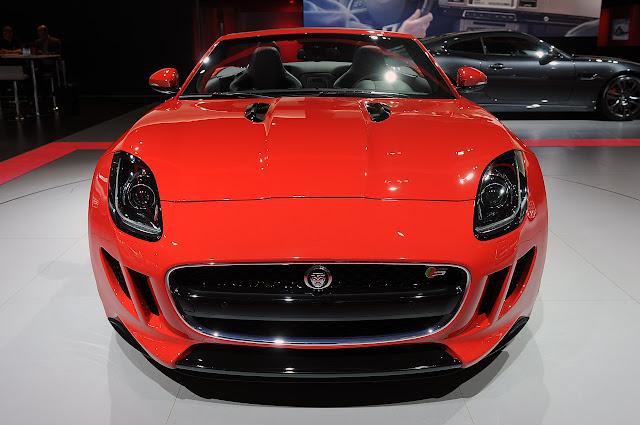 07 2013 jaguar f type paris show 2013 Year in Review... Cliche, Isnt It...