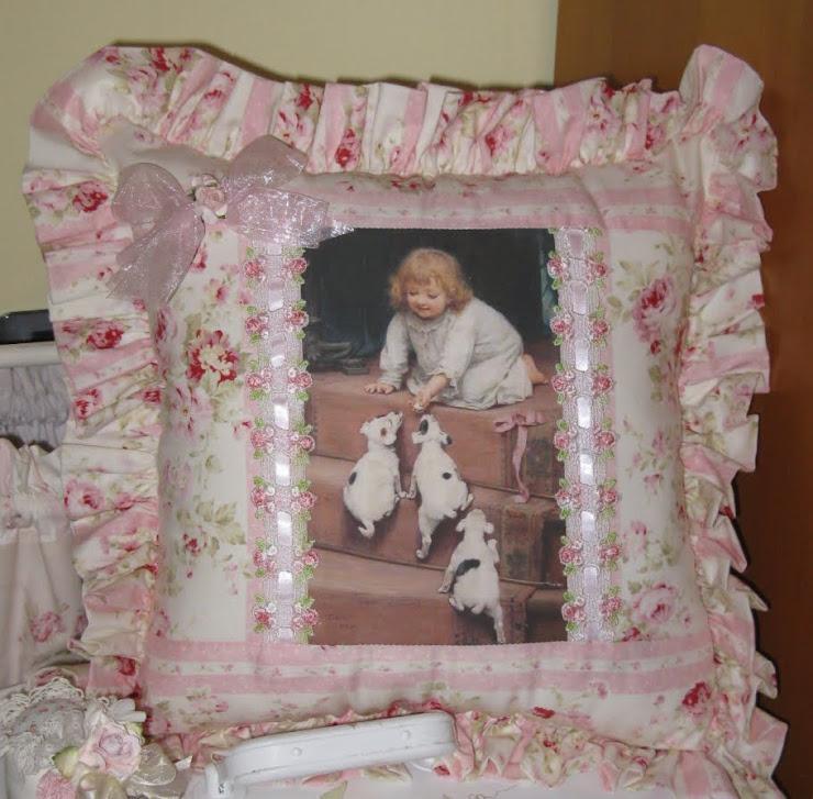 Primo cuscino presentato il 2012 :)