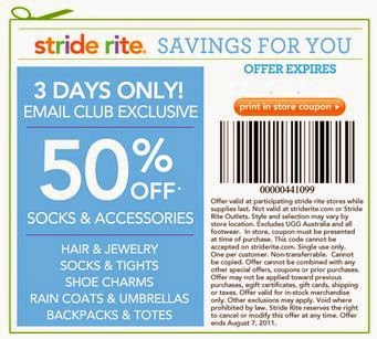 Mar 11, · In Store & Online: Save a bundle on select sale styles for the summer, get an extra 40% off already reduced items. Stride Rite coupons do not apply with this promotion. (July) $10 Off Every $75 You Spend In Store & Online: Join Stride Rite's rewards program and get $10 for every $75 you spend plus exclusive member offers/5(11).