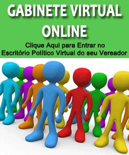 Gabinete Virtual do Vereador Professor Fábio