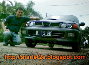 Starlet GT Turbo ( Modif )
