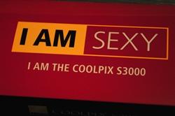 'I am sexy'...
