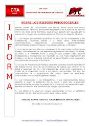 SOBRE LOS RIESGOS PSICOSOCIALES