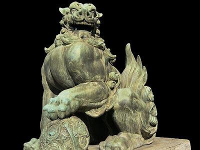 dragon pedra sabão