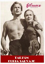 Tarzán furia salvaje (1952) DescargaCineClasico.Net