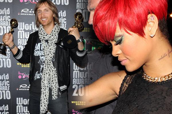Rihanna - David Guetta