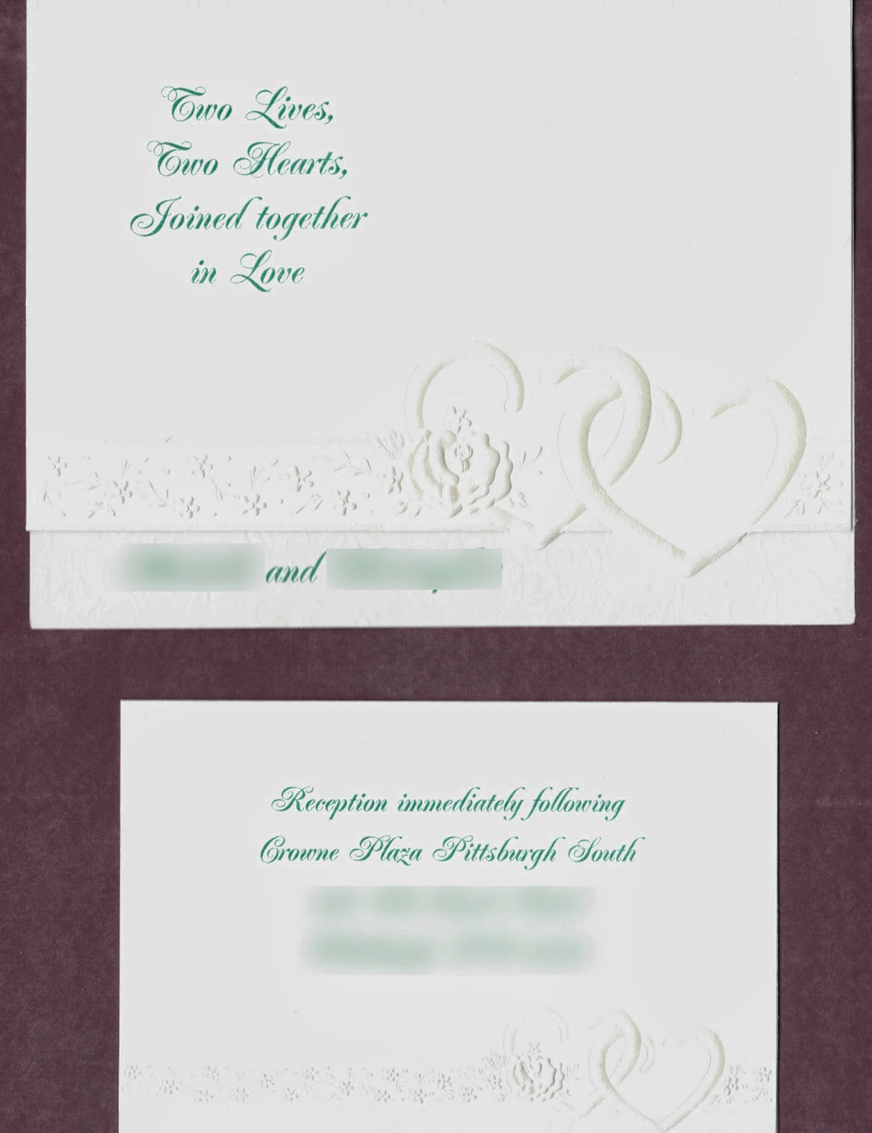 Wediquette and Parties: Wedding Invitations