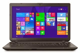 Harga Laptop Toshiba Touchscreen Terbaru 2015