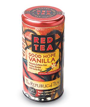 Pearl: Simple pleasures: Red tea or Rooibos tea