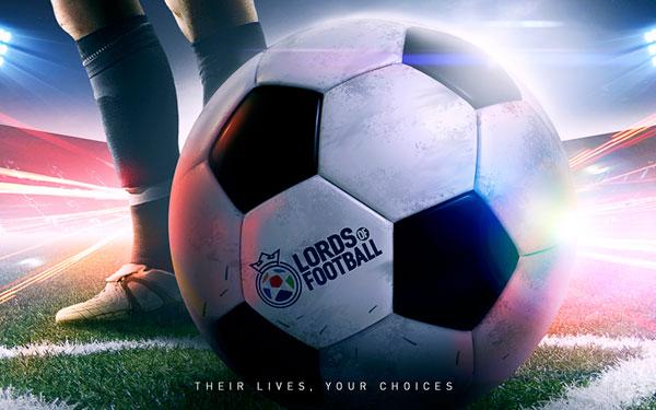 Geniaware annonce LORDS OF FOOTBALL sur Consoles HD et PC, la