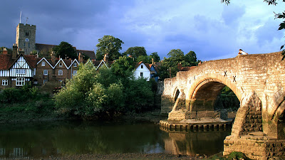 (Britain) - Aylesford Kent South England