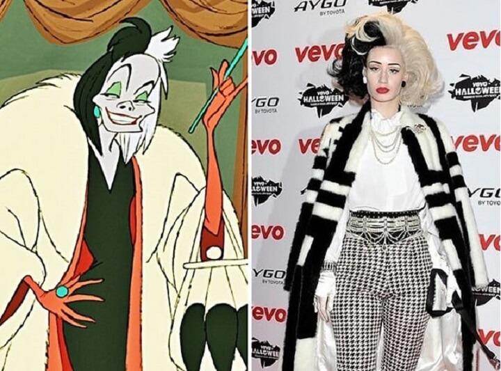 Celebridades que são a cara de personagens de desenhos