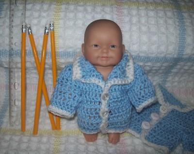 Free Crochet Pattern Preemie Sweater : Free Crochet Patterns By Cats-Rockin-Crochet