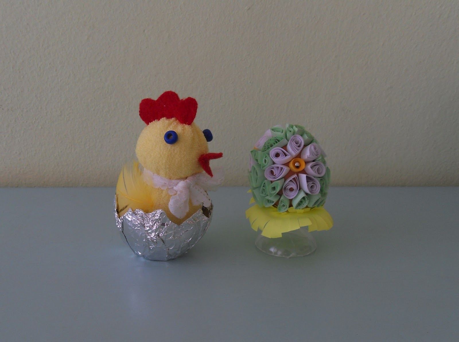 Поделка пасхальное яйцо своими руками ребенку в детский сад 3