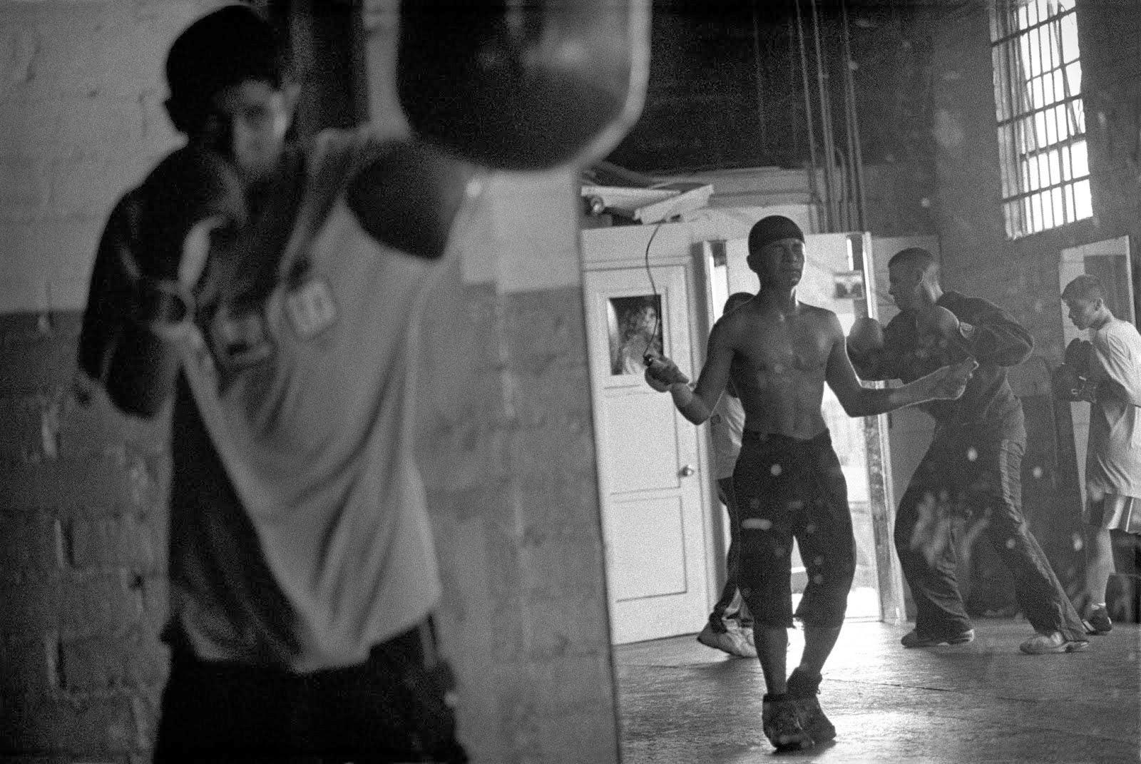 Azteca Boxing Gym – L.A.