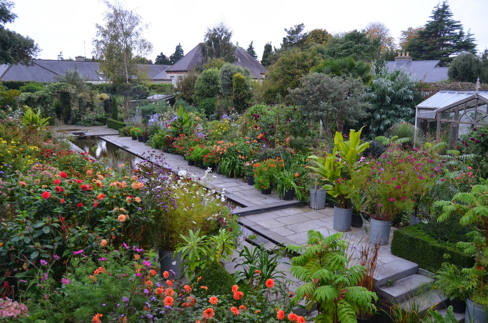 Garden Design Blogs : Noel s garden ireland gardening climate and culture