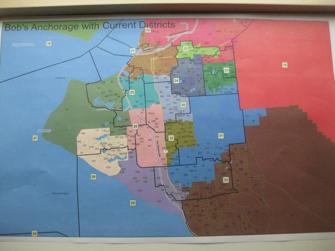 What Do I Know? Brodie Plan Gets Eagle River Together In Two Districts Mostly*