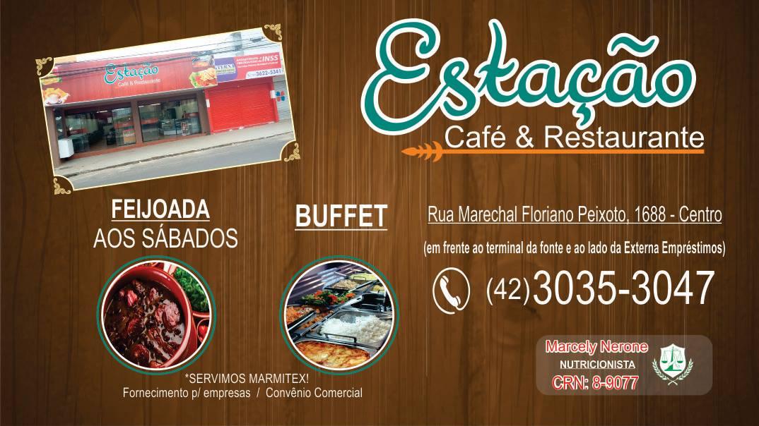 Estação Café e Restaurante