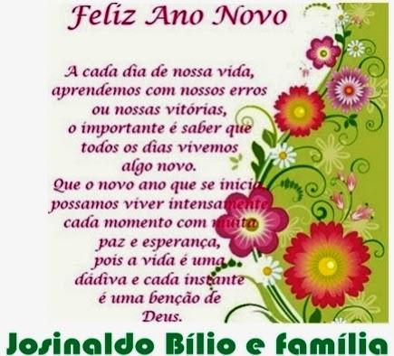 Tag Mensagem De Ano Novo Para Familia