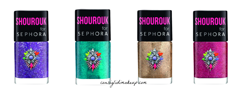 shourouk for sephora collezione makeup