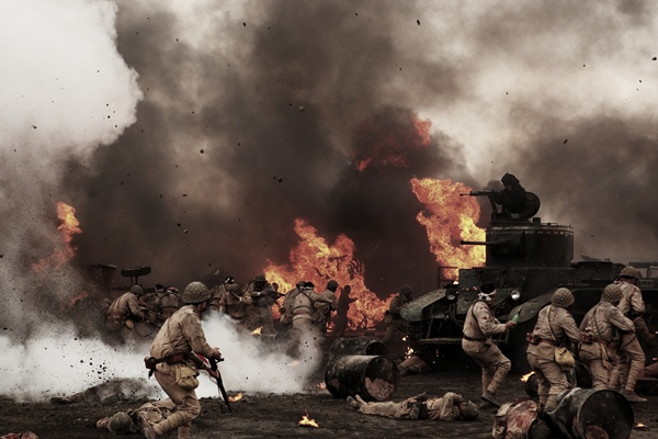 My Way Filem Perang Korea Paling Mahal