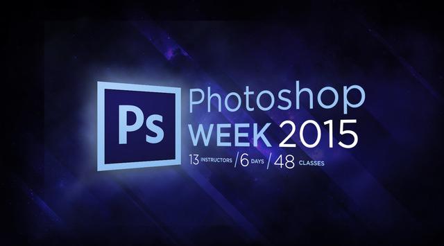 كورس Photoshop Week 2015