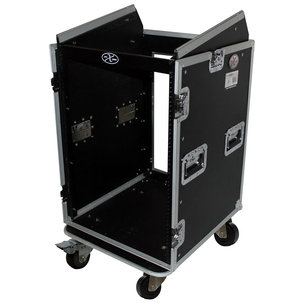 how to build an amp rack case