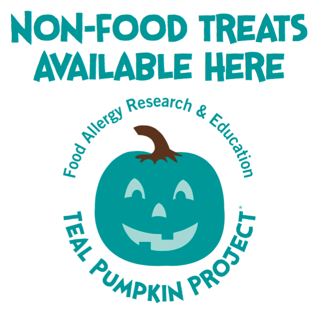 Participating in the Teal Pumpkin Project