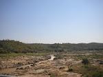 Rio de estação seca