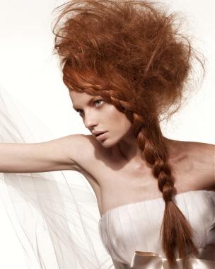 Peinados a la Moda Trenzas femeninas y elegantes para fiestas