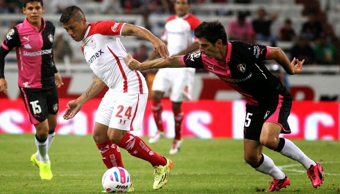 Toluca vs Atlas en vivo