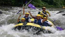 bromo tour and rafting pekalen river