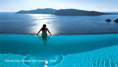 Perivolas Hotel, Santorini, Yunani