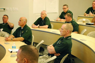 Participants at the FBI National Academy