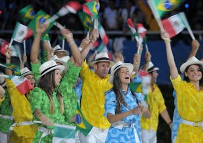 Pan Guadalajara 2011 Brasil México